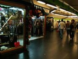 Comerciantes del Metro se manifestarán en enero para pedir la renovación de contratos