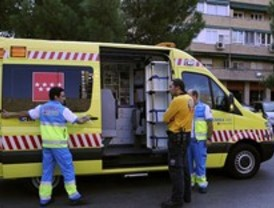Un fallecido y un herido grave en una colisión entre dos vehículos en Anchuelo