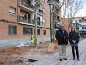45.000 euros para reformar el Distrito V de Alcalá