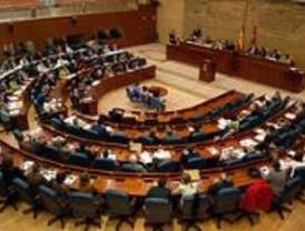 Los diputados elegidos de la Asamblea de Madrid tomarán posesión de su cargo el 12 de junio