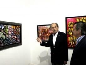 Pal Sarkozy expone su obra pictórica en Alcobendas