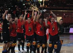 España, campeona del mundo en hockey patines