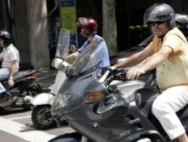 Se tramitaron cuatro denuncias por circular sin casco este verano en Fuenlabrada