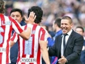 El Atlético, a las puertas de la 'Europa League'