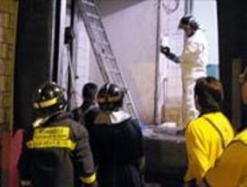 Fallece el obrero herido en el accidente de Leganés