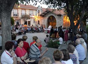 Fiestas en el barrio de La Magdalena de Colmenar Viejo
