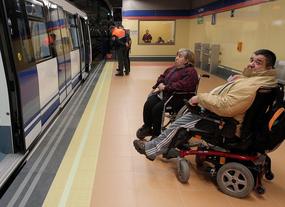 Vallecas, Usera y Villaverde, los distritos con más discapacitados