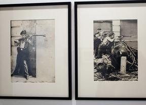 Centelles, pionero del fotoperiodismo, en el Instituto Cervantes
