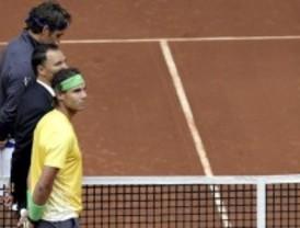Nadal se impone a Federer y se coloca por cuarta vez en la final