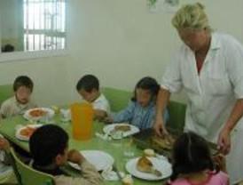Parla forma a educadores de comedores escolares