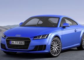 Audi TT, dinamismo con alta tecnología