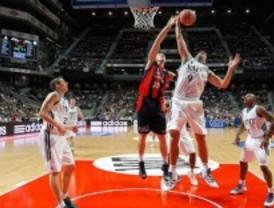El Madrid de baloncesto se salva en la prórroga