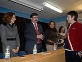 Un alumno de Pozuelo gana un concurso autonómico para la prevención de drogas