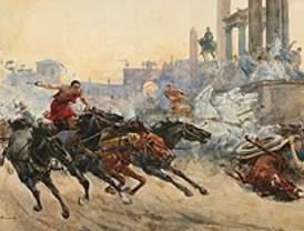 El museo de Colmenar de Oreja reúne pinturas de Ulpiano Checa