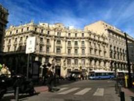 La manzana de Canalejas acogerá viviendas y un hotel de lujo