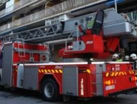 Dados de alta los intoxicados en el incendio de un garaje de Alcalá