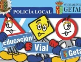 Getafe amplía su programa de educación vial a los estudiantes de bachillerato