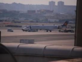 Lufthansa cancela 14 conexiones con Madrid