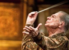 Fallece el director de orquesta burgalés Rafael Frühbeck