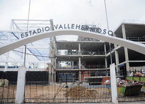 El 'corazón' polideportivo de Madrid