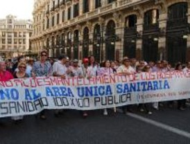 'El área única sí que es inaceptable'
