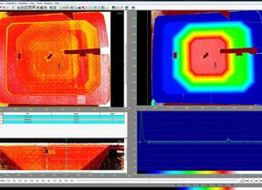 Desarrollan la primera aplicación industrial en Europa de inspección ultrasónica mediante láser