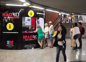 Se buscan 100 informadores turísticos para Madrid