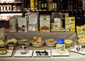 El Corte Inglés amplía su gama de productos sin gluten