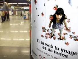 Alertan a los jóvenes de los peligros de colgar su imagen en páginas webs