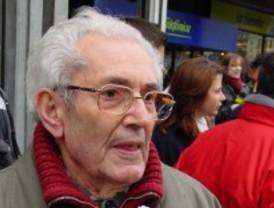 El sindicalista Marcelino Camacho, ingresado muy grave