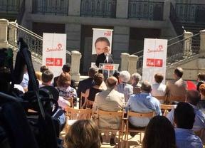 Carmona (PSOE) presenta el programa de