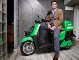 La primera empresa de mensajería sostenible de Madrid