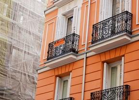 Las hipotecas sobre viviendas se desplomaron un 20,5% en 2013