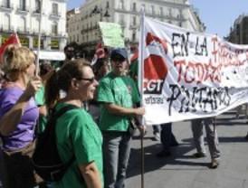 Novena jornada de huelga educativa
