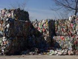 El buen reciclaje pesa poco