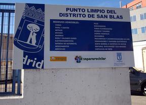 Punto limpio de San Blas-Canillejas