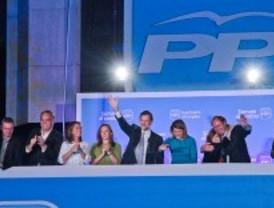 El PP conquista España
