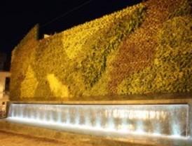 Getafe estrena 'pulmón verde', el Jardín Vertical