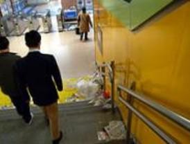 Lamela inicia la rescisión de los contratos con las empresas limpiadoras del metro