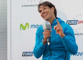 Rafa Nadal, Doctor Honoris Causa por la Universidad Europea de Madrid