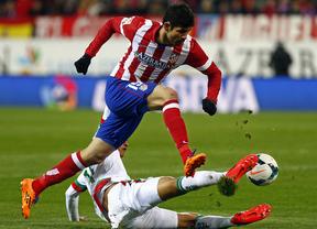 El Atleti y Costa son líderes