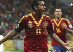 España derrocha calidad en la Copa Confederaciones