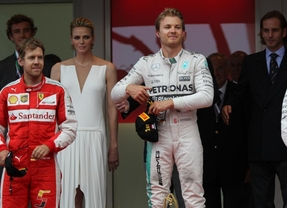 A Rosberg le toca la Bonoloto
