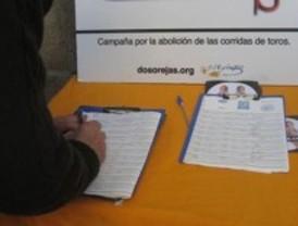 Más de 51.000 firmas para abolir los toros