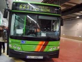 Una línea de autobús unirá la estación de Cercanías de Parla con el Parque Tecnológico