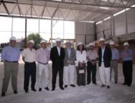 El pabellón de artes marciales de Villaviciosa estará terminado en 2009