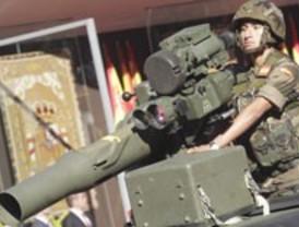 Alumnos de ESO 'empotrados' en el ejército
