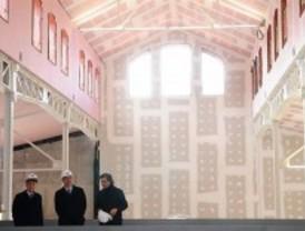 Gallardón anuncia que la Casa del Lector de Matadero abrirá sus puertas en noviembre