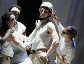 Crítica teatral: Troilus and Cressida: Shakespeare atemporal