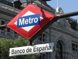 Las estaciones de Banco de España y Ópera abren este lunes tras subsanar los socavones encontrados
